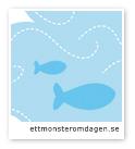 mönster fisk