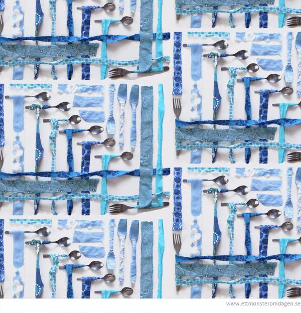 mönster mattrasor