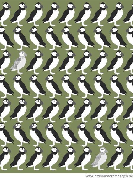 göra mönster